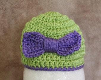Crochet, Baby, Beanie