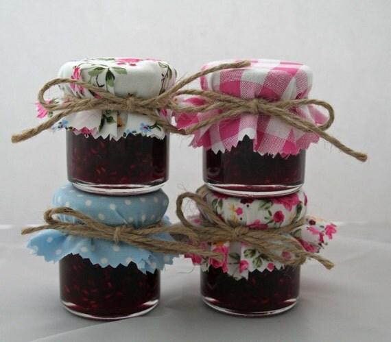 Mini Jelly Jars Wedding Favors: Mini Jam Jar Summer Wedding Favours Do It Yourself Jars