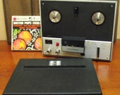Panasonic RQ 706S Reel to Reel Tape Recorder Cult Famous