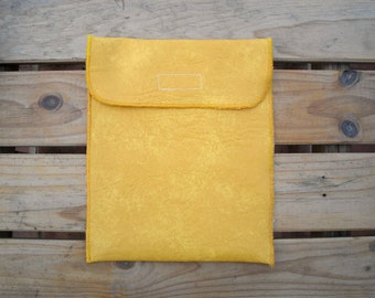 Yellow Tablet Case Tablet Sleeve Ipad Notebook