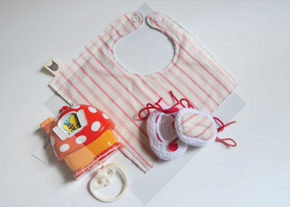 Collection RAYURES No.5 - Newborn Kit / Kit naissance