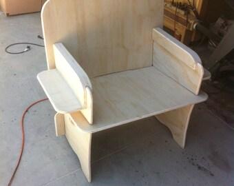 sawdust furniture. Shelf Arms For Sawdust Chairs (Pair) Furniture