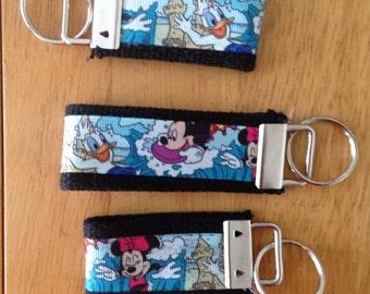 Disney Cruise Key Fob Key Chain