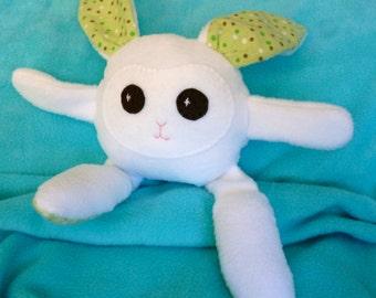 Floppy Bunny, Plush Easter Bunny, Stuffed Easter Bunny, Kawaii Rabbit, Kawaii Plush