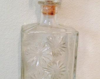 Popular items for liquor bottle glass on etsy for Liquor bottle vases