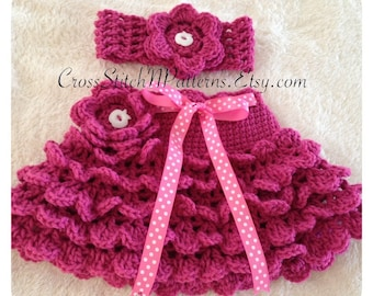 Popular items for baby skirt pattern on Etsy