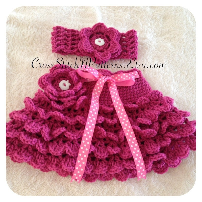 Crochet Ruffle Skirt Patterns Free ~ Pakbit for .