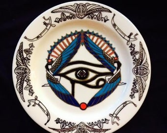 Horus Divination/Offering Plate