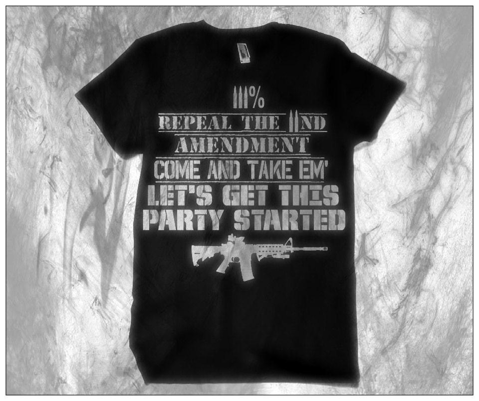 2nd amendment three percenter t shirt gun rights corporate. Black Bedroom Furniture Sets. Home Design Ideas