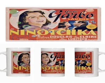 Greta Garbo - Ninotchka - Mug - New - Free Shipping