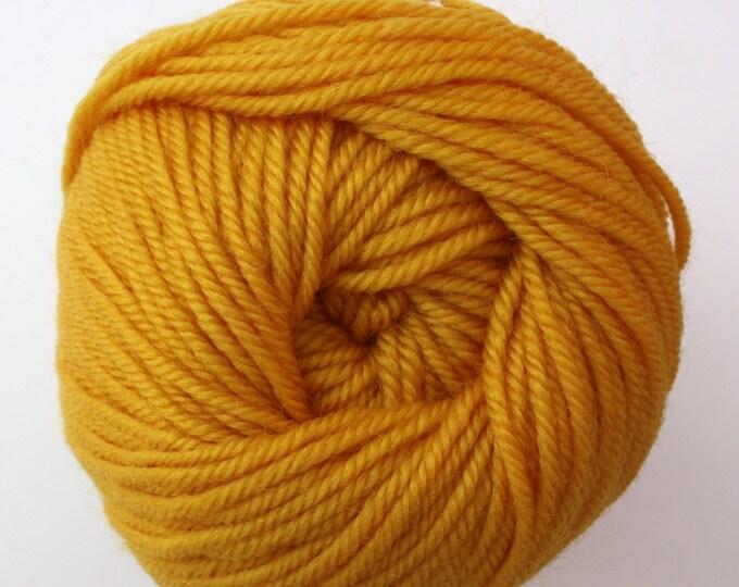 SALE*** Staples 8ply / DK - 0957 Daffodil 100gm - 100% Merino - 177m/100gm
