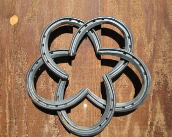 Horseshoe Art Horseshoe Decor Star Decor Star Home Decor Horse Shoe Art