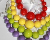 Chunky Candy Necklace