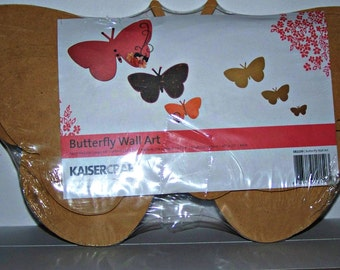 Kaisercraft SB2150 Beyond The Page MDF Butterfly Wall Art