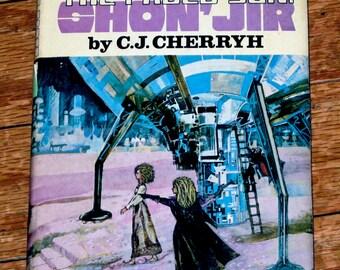 Vintage Book - The Faded Sun Shon Jir - by: C.J. Cherryh - 1978