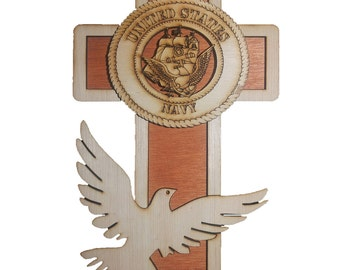 Navy  Cross 7""