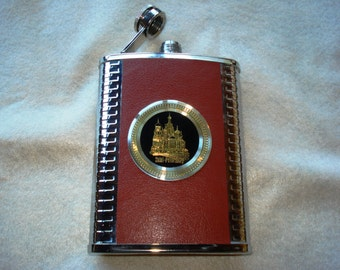 Vintage Flask - St. Petersburg / Unused