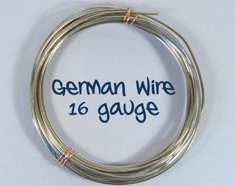 16ga 10ft DS German Wire