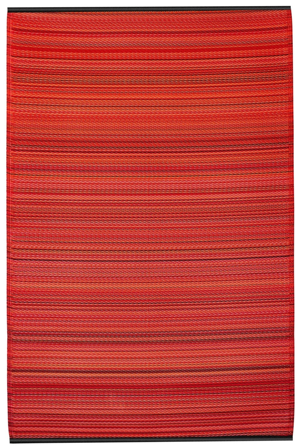 Fab Habitat IndoorOutdoor Rug Cancun Sunset by FabHabitat