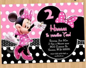 Minnie mouse party invitation printable orderecigsjuicefo oh twodles invitation printable minnie mouse invitation 2nd printable invitations filmwisefo