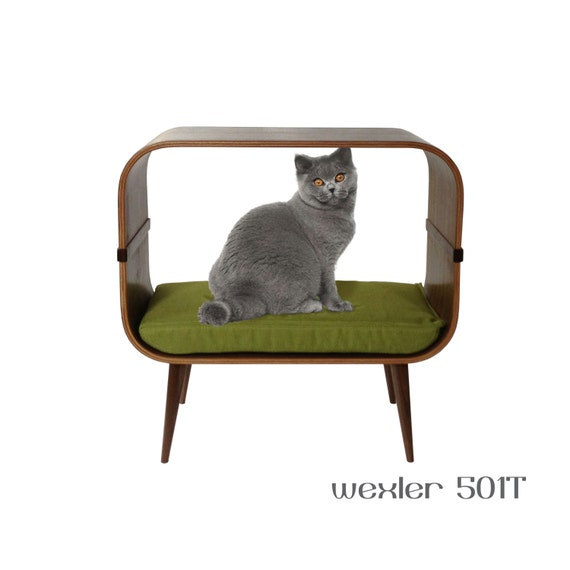innovative modern cat furniture | Mid-century modern cat furniture