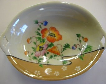 Luster Lustre Ware Bowl with Handles    2014495  B13
