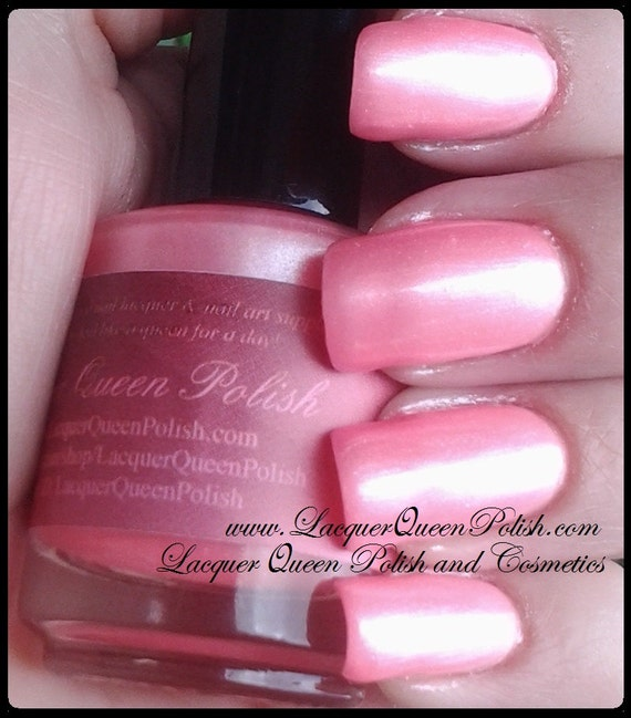 Bubble Gum Nail Art: Bubble Gum Pink Nail Polish Bubble Gum Pink By