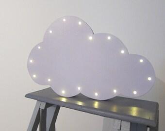 LED - light cloud LED luminous cloud