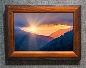 """Framed Smoky Mountains Pictures Fine Art Photo from William Britten """"After the Storm"""""""