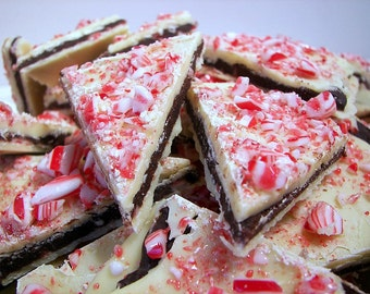 Peppermint Bark Holiday Scent Home Fragrance Oils Uncut .5(1/2)oz