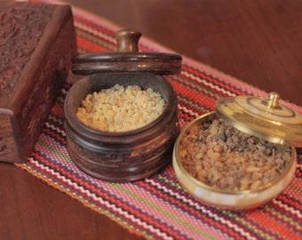 Frankincense and Myrrh Holiday Scent Home Fragrance Oils Uncut .5(1/2)oz