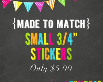 Sticker Add-Ons -Printable
