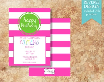 Invitations & Stationary