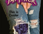 Easy to apply Purple Camoflage Patch makes you stealthy among your peers - distressed, torn, ripped jeans look cool once again!!!
