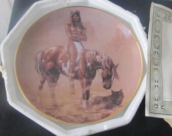 Spirit of the Dessert Plate by Hernon Adams
