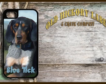 Blue Tick Coon Hound  iPhone 6/5/5c/4 Case -Samsung Galaxy S4/S5 Caseand S3-Phone Cover