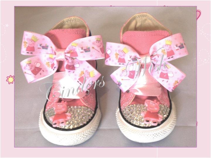 Peppa Pig Tennis Shoes
