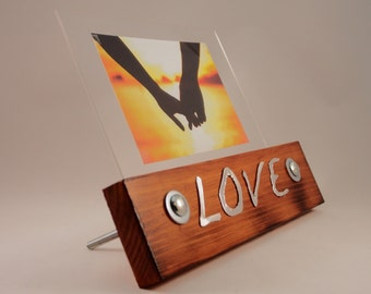 FotoFramed - Love - 4x6 Picture Display