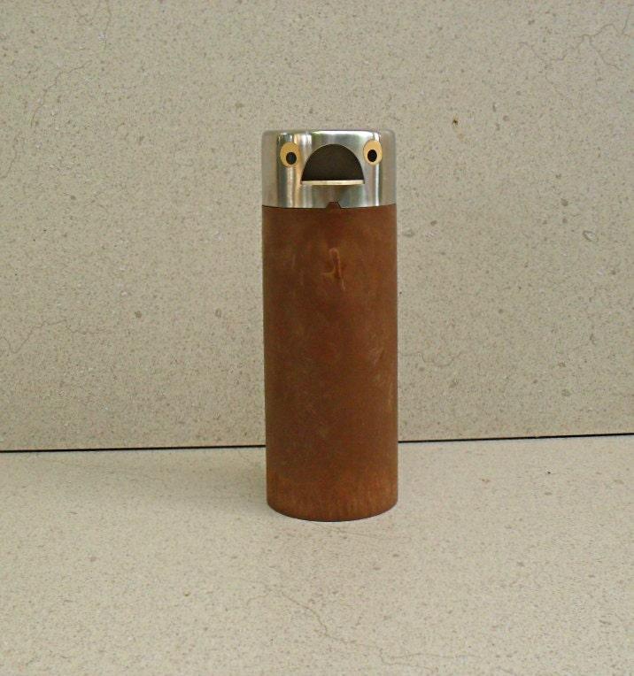Vintage W M F Peanut Dispenser Germany 1970s