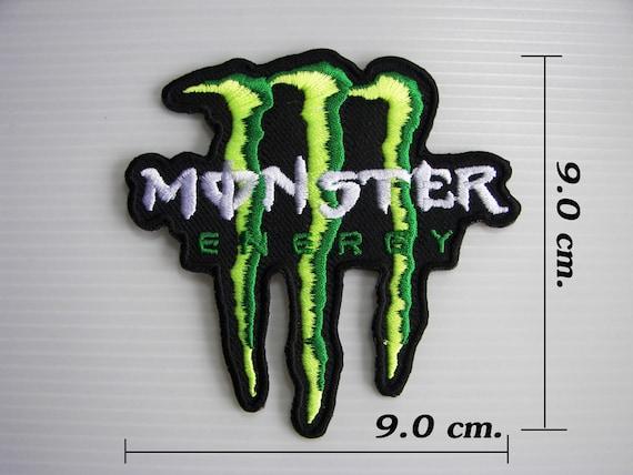 Monster Energy Drink Belt Buckle
