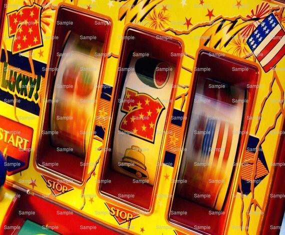 Casino Slot Machine Birthday Edible Cake And By Artofericgunty