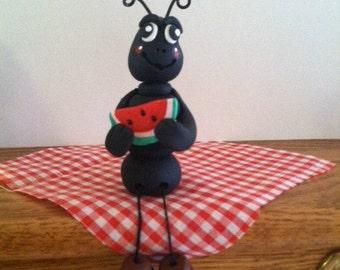 Shelf-Sitting Ant, Ant, Clay Ant
