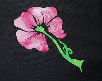 Pretty Flower Quilting Applique Pattern Design