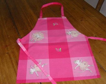 Angelina Ballerina Child's Apron