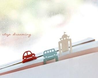 Kawaii Steel Bookmark ver.3 / Cute Bookmark / 10860256