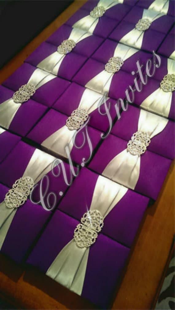 Invitation box gatefold invitation boxed wedding invitation - The Jeanette Couture Gatefold Box Wedding Amp Event