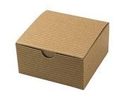"40 Kraft Gift Boxes  4 x 4 x 2""  Wedding Favor Box, Eco Friendly"