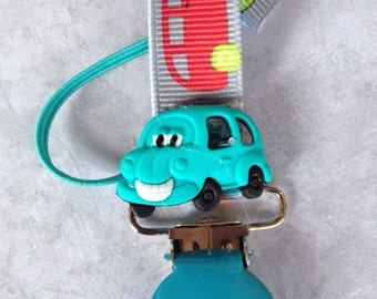 Car Pacifier Clip