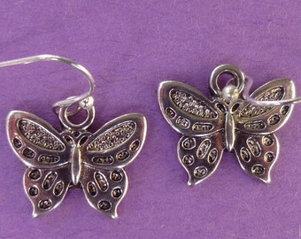 Whimsical Butterfly Earrings  E009