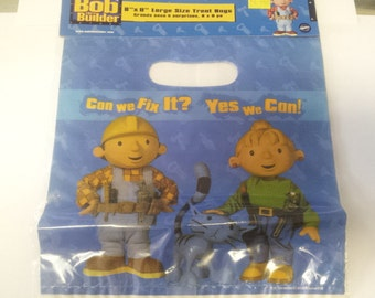 bob builder loot bags